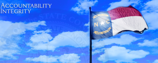 Photo of NC Flag