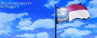 Photo of NC Flag