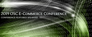 eCommerce conference speaker header