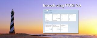 Introducing Fiori 2.0