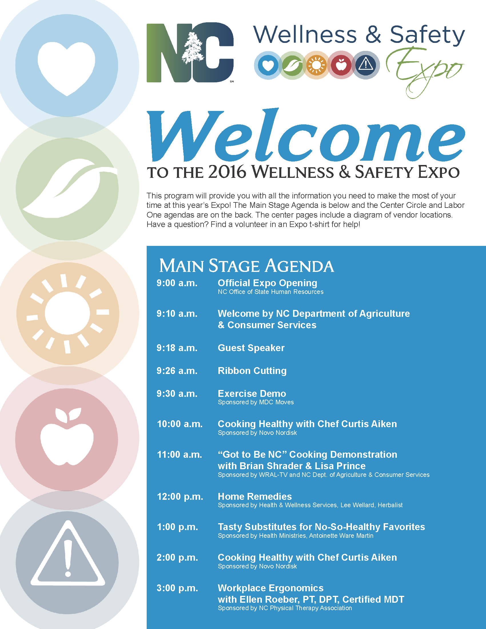 0829dd267f4c3a Click on the picture below to download the Expo program. It has all the  booth assignments for vendors as well as the scheduled events going on  throughout ...