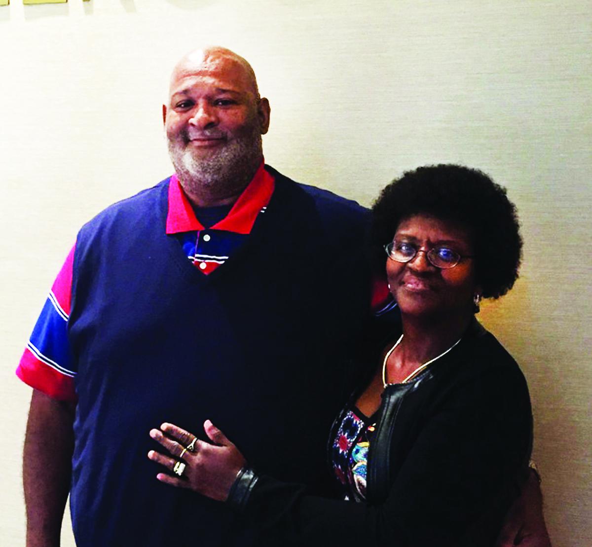 Fessor McCoy & Angela McCoy