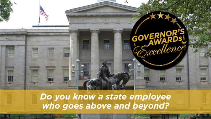 Governor's Awards for Excellence