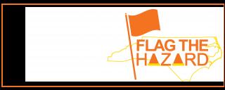 Flag the Hazard Logo