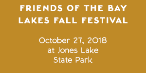 Friends of the Bay Lakes Fall Festival