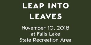 Falls Lake State Recreation Area – Leap into Leaves – November 10, 2018