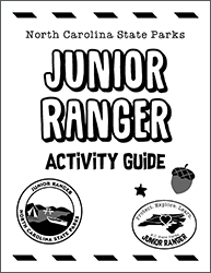 Junior Ranger Activity Guide – 2019 black and white edition
