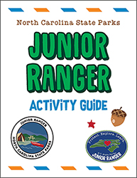 Junior Ranger Activity Guide - 2019 color edition