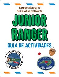 Junior Ranger Activity Guide - 2019 Spanish edition