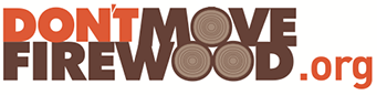 Don't Move Firewood logo