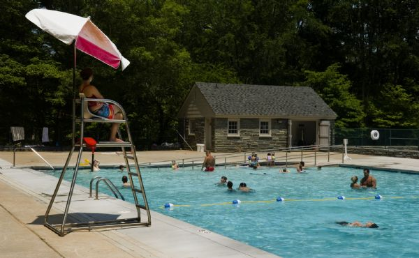 Morrow Mountain State Park Swimming Pool