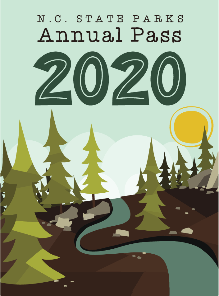 North Carolina State Parks 2020 Annual Pass