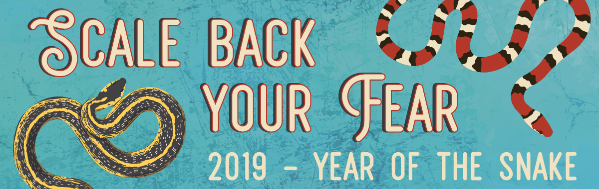2019 Year of the Snake at North Carolina State Parks slider