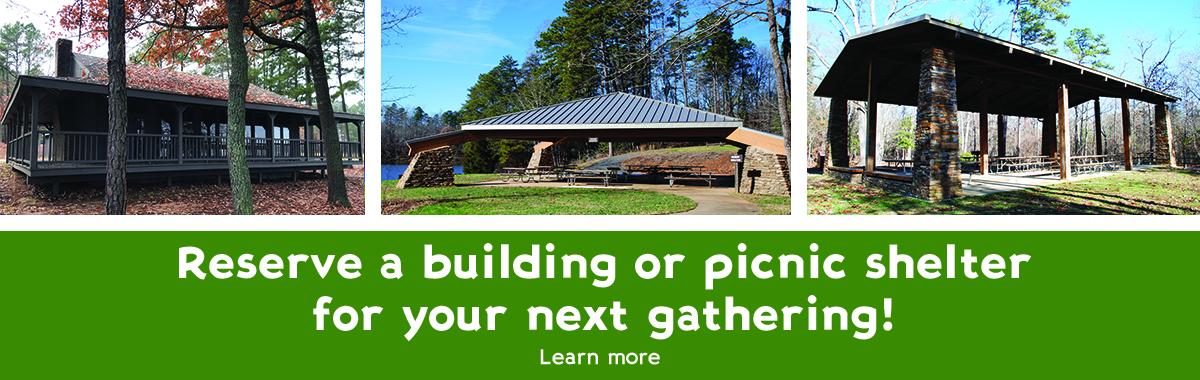 North Carolina State Parks Building Rental