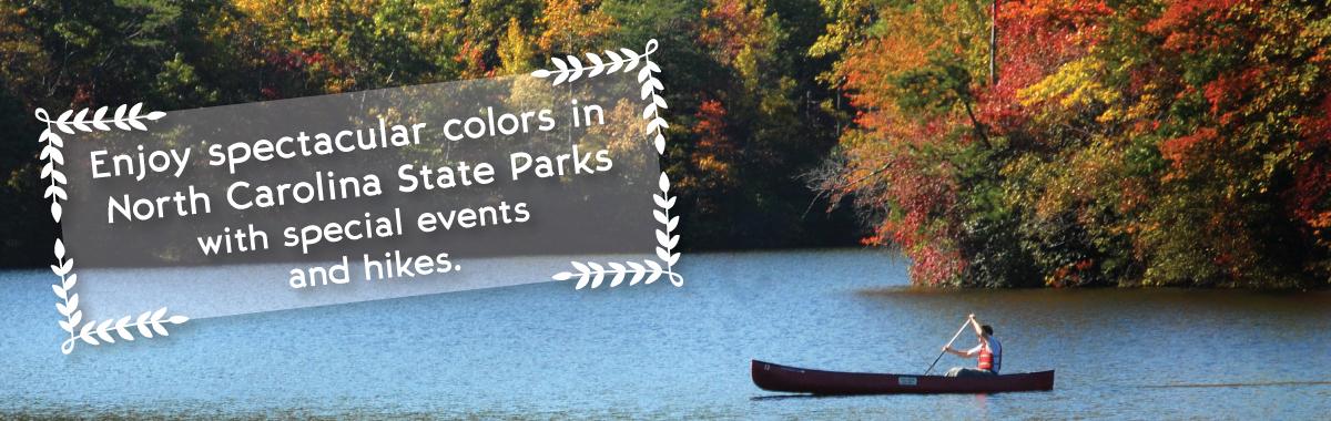 North Carolina State Parks Fall Colors