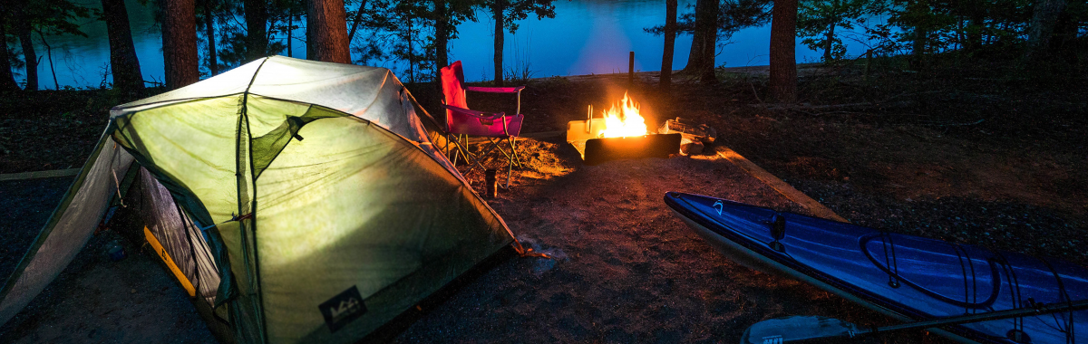 Lake James State Park takes reservations for campsites