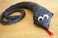 Craft Snake Tie