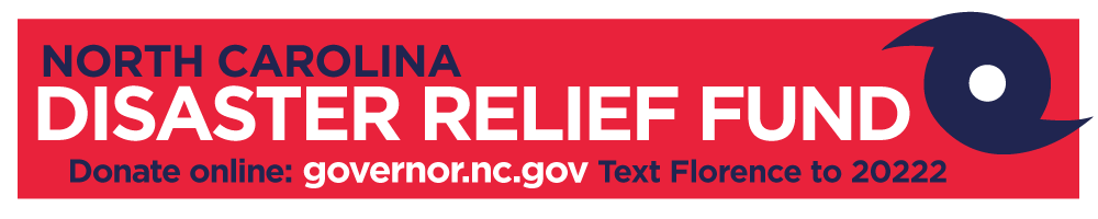 Hurricane Disaster Relief banner