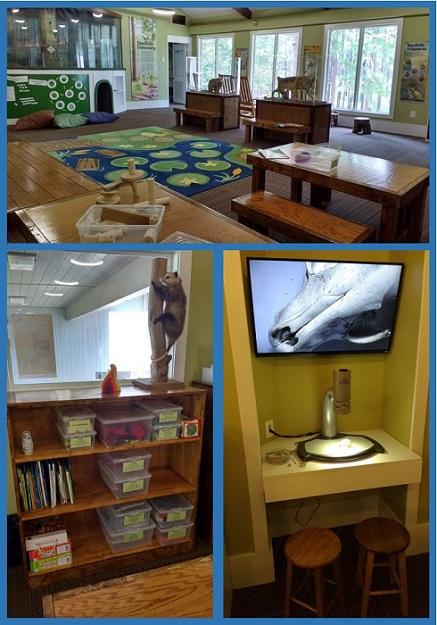Sandhills Discovery Room