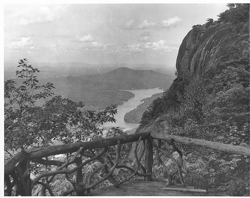 Skyline Trail circa 1920