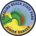 Junior Ranger patch – Carolina Beach State Park