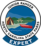 Graphic - Junior Ranger - Expert patch