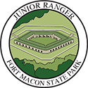 Junior Ranger patch – Fort Macon State Park