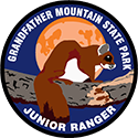 Junior Ranger patch – Grandfather Mountain State Park