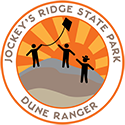 Junior Ranger patch – Jockey's Ridge State Park