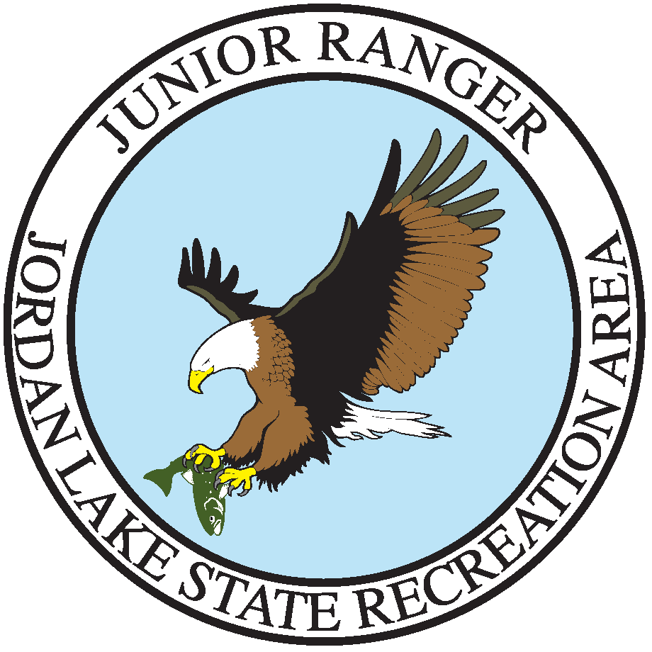 Junior Ranger patch – Jordan Lake State Recreation Area