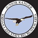 Junior Ranger patch – Jordan Lake State Recreation Area