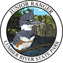 Junior Ranger patch – Lumber River State Park
