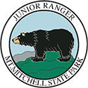 Junior Ranger patch – Mount Mitchell State Park