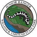 Junior Ranger patch – William B. Umstead State Park