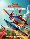 NC State Parks – Year of Fire – Disney Planes Fire and Rescue Activity Book