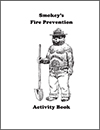 NC State Parks – Year of Fire – Smokey's Fire Prevention Activity Book