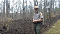 NC State Parks – Year of Fire – Fire at New River State Park with Ranger Joe