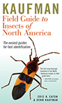 Cover of Kaufman Field Guide to Insects of North America by Eric R. Eaton and Kenn Kaufman