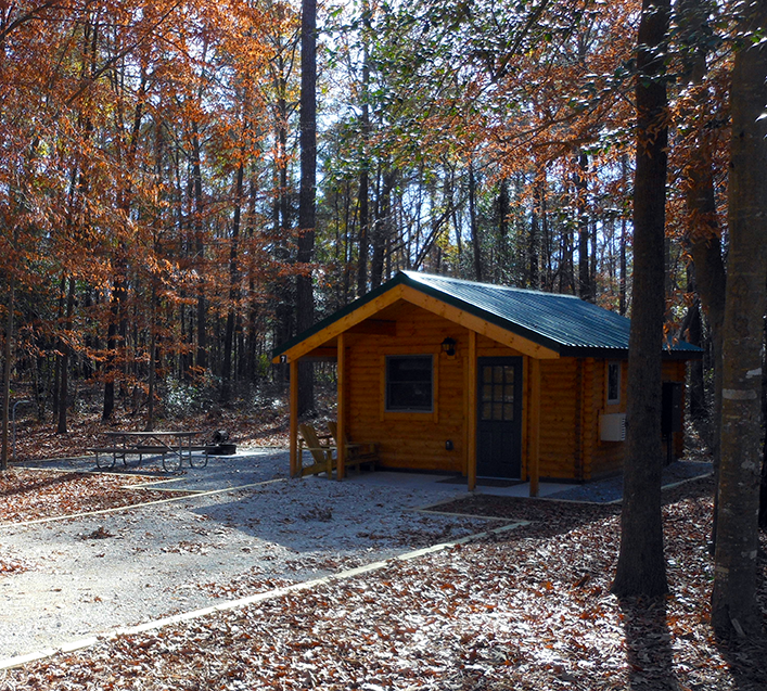Cabins For Rent | NC State Parks