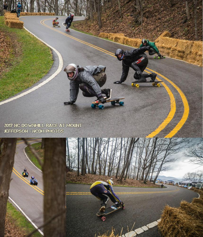 2017 NC Downhill Race Photos