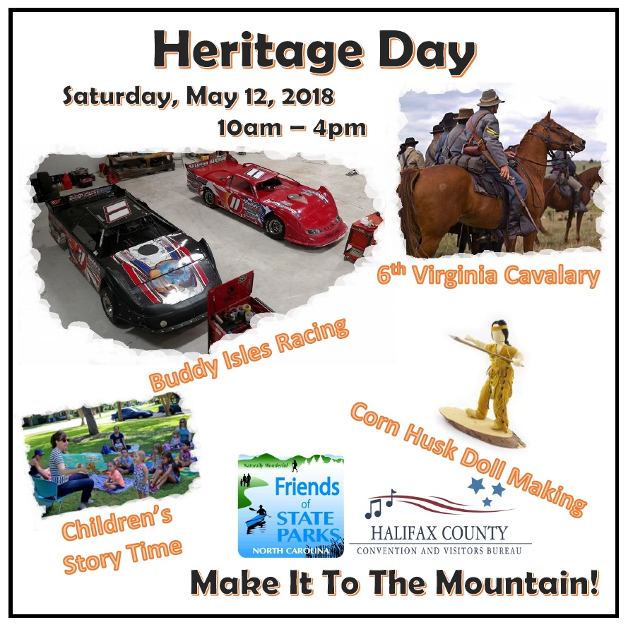 Medoc Mountain Heritage Day 2018