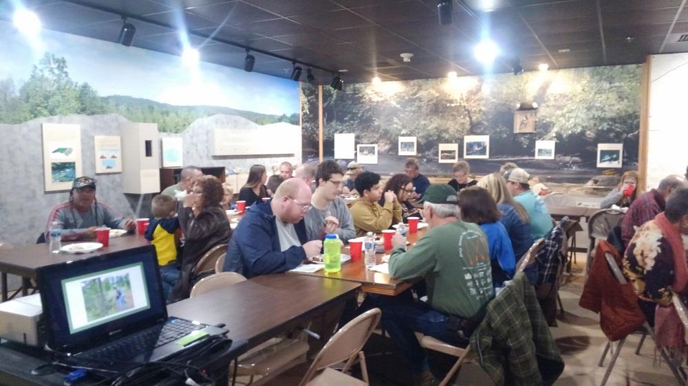 Medoc Mountain Volunteer Appreciation Luncheon