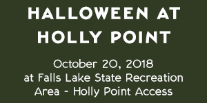 Halloween at Holly Point