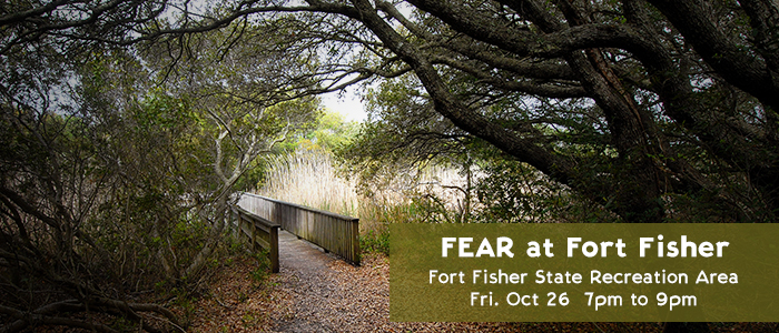 Fort Fisher - FEAR