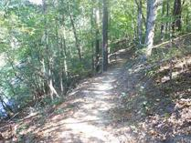 Lake Trail at Cliffs of the Neuse State Park