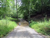 Yadkin River Park Trail at Pilot Mountain State Park. Photo by S. Montgomery.