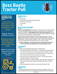 Bess Beetle Tractor Pull lesson plan screenshot