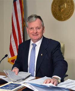 Image of  Dale R. Folwell, CPA Board Chair