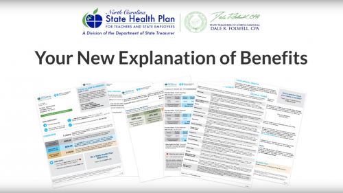 Newly Revamped Explanation of Benefits