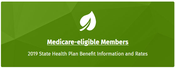 Medicare Members button